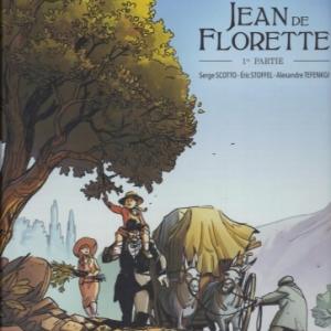 JEAN DE FLORETTE, tome 1 d'après Marcel Pagnol