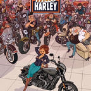 MISS HARLEY, Tome 1 chez Bamboo