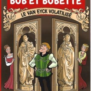 Le Van Eyck volatilisé. Dans la série des Bob et Bobette