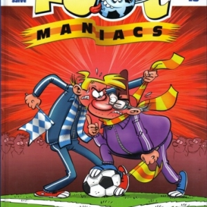 LES FOOTMANIACS - Tome 15, chez Bamboo