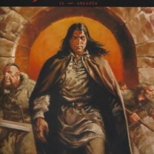 Le Prince de la nuit - Tome 9. Arkanéa