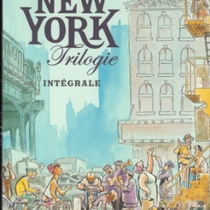 Will Eisner Intégrale. Volume I : New York Trilogie