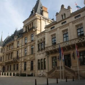 het groothertoglijke paleis