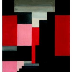 Huib Hoste (1881-1957), Compositie, ca. 1920, Privéverzameling