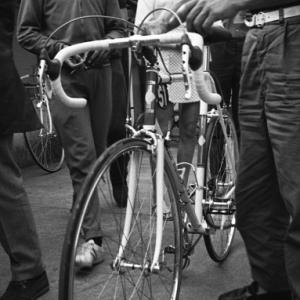 Le Tour de France 1969 d' Eddy Merckx par le photographe Jef Geys. Du  17 mai au 1 septembre 2019 au Bozar de Bruxelles.