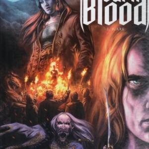 Dark Blood, tome1 : Icare