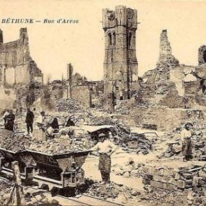 après la guerre