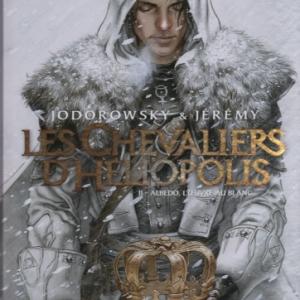 Les Chevaliers d'Héliopolis - Tome 2. Albedo, L'Œuvre au blanc