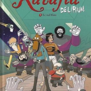 Ratafia Delirium - Tome 1. L'humour d'Astérix dans le monde sans limite de Star Wars