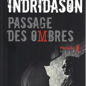Passage des ombres, de Arnaldur INDRIDASON