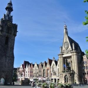 Un weekend à Béthune-Bruay de l'autre côté de la frontière au cœur de la Picardie.