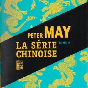 La série chinoise tome 2 de Peter May chez Rouerghe Noir