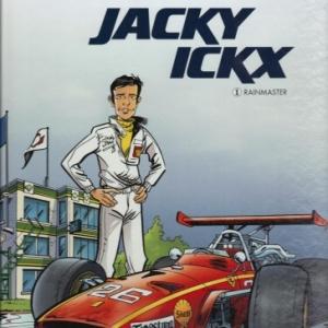 Jacky Ickx, Le Rainmaster chez Glénat