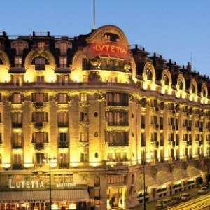 hotel lutetia, façade