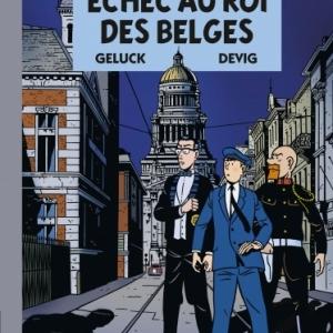 Echec au roi des Belges.  Les Aventures de Scott Leblanc – Tome 4 chez Casterman