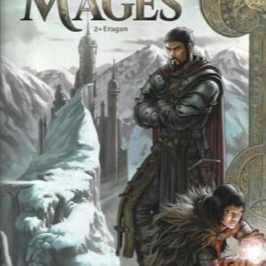 Les Mages, Tome 2 - Eragan