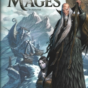 Mages – tome 3 - Altherat