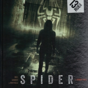 Spider. Tome 1 - Rabbit Hole