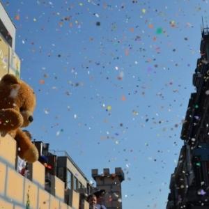 Grand carnaval des Ours à Andenne Le 11 mars 2018