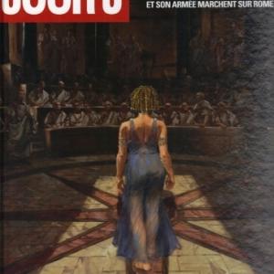 L'aigle et le cobra, dans la série Jour J, aux éditions Delcourt