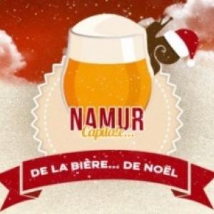 Namur Capitale de la Bière... d'Hiver, le 6 et 7 janvier 2017