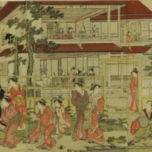Ukiyo-e  Les plus belles estampes japonaises a Bruxelles