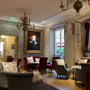 Salon Hotel Bouclier d'Or © Bouclier d'Or