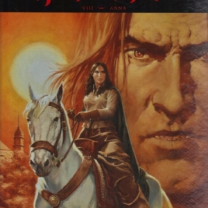 Le Prince de la nuit - Tome 8. Anna