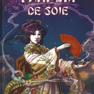 Parfum de soie,  une histoire de geisha au Japon du XIXe siècle