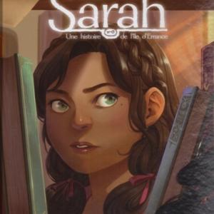 Sarah. Retour à l'île d'Errance