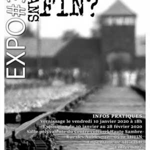Le comité jeunesse de Fontaine Valmont et le Centre culturel Haute Sambre présentent EXPO#32 « Histoire sans Fin ? »