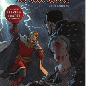 """De Rode Ridder 251 """"De gevangene"""" bij de Standaard uitgeverij"""