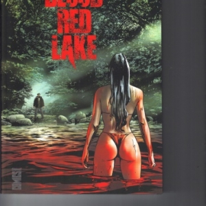 Blood Red Lake, chez Glenat