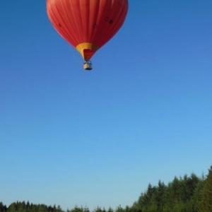 montgolfiere a Bastogne