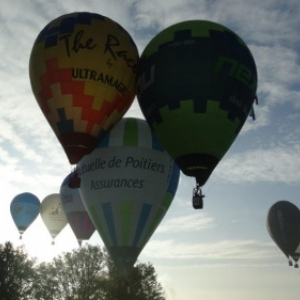 Belgian Balloon Trophy 2015 Vielsalm