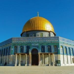 Jerusalem, la Ville Monde (c) Hadrien Crampette