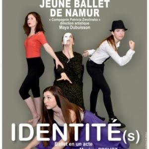 """""""Identité(s)"""", au """"Théâtre de Namur"""", ce 19 Mai"""