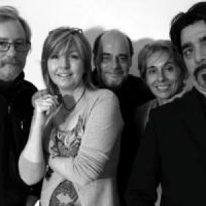 La Troupe des cinq Comediens-Chanteurs