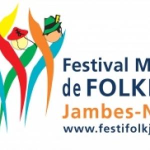 Festival mondial de Folklore de Jambes-Namur, du 18 au 21 Août