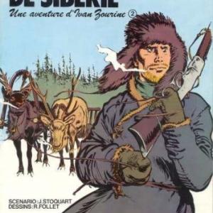 """Couverture dessinee par (c) Rene Follet/Ed. """"Magic Strip"""", 1979"""