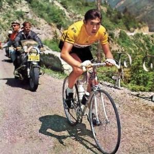 "Eddy Merckx, 111 jours en Jaune, au ""Tour de France"" (c) Graziano Nardini"