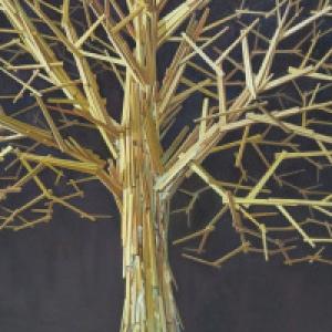 """Tree of Chopsticks"" (c) Laszlo Arany"