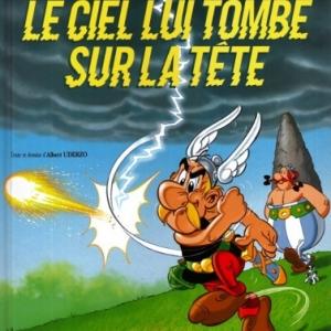 """Le dernier album (2005) dessine et scenarise par (c) Albert Uderzo/""""Ed. Albert-Rene"""""""