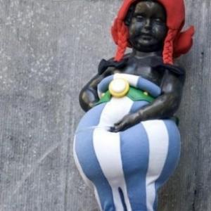 """Manneken-Obelix"" (c) Nicolas Anspach/2005"