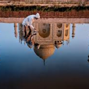 Agra, India (c) Steve McCurry