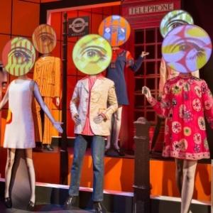 Mode des Années '60-'70