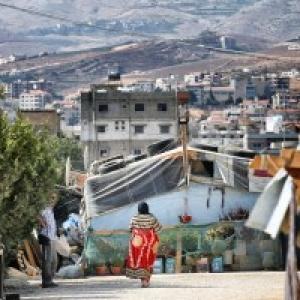 "Syriens, refugies au Liban (c) Bruno Fahy/""Belga"""