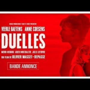 """18 et 23 Avril : """"Duelles"""", avec le réalisateur et une actrice sur scène, à Namur, puis à Liège"""