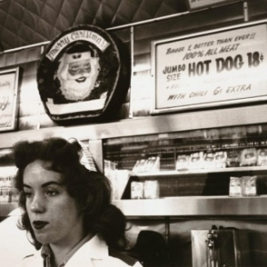 """Ranch Market""/Hollywood (c) Robert Frank/""MacGill Gallery""/""Maison Europeenne de la Photographie"""
