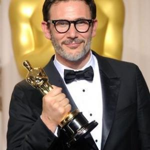 """Michel Hazanavicius, oscarise a Hollywood, en 2012, pour """"The Artist"""""""